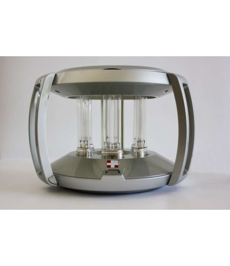 Germicídna UV lampa proti vírusom