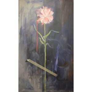 Sklamanie. Maľba na plátne