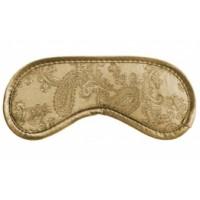 Paisley Beige - maska na spanie