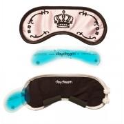 Swarovski Crown Pink - maska na spanie