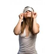 Swarovski Crown White - maska na spanie