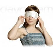 Swarovski Wings White - maska na spanie
