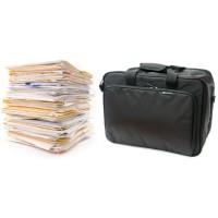 Vista - taška na šanóny a notebook