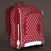 Batoh školský CHI 650 G - Red