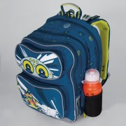 Batoh školský CHI 653 D - Blue